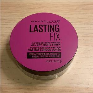 Maybelline loose setting powder